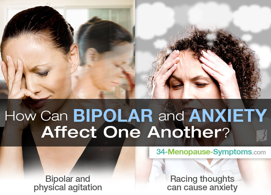 How Can Bipolar and Anxiety Affect One Another?