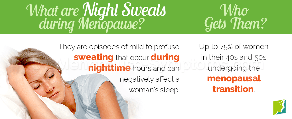 Definition of Night Sweats