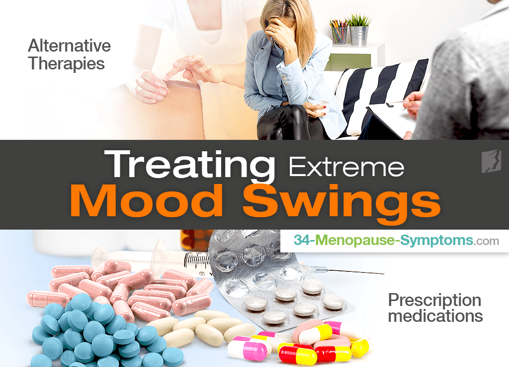 Treating extreme mood swings