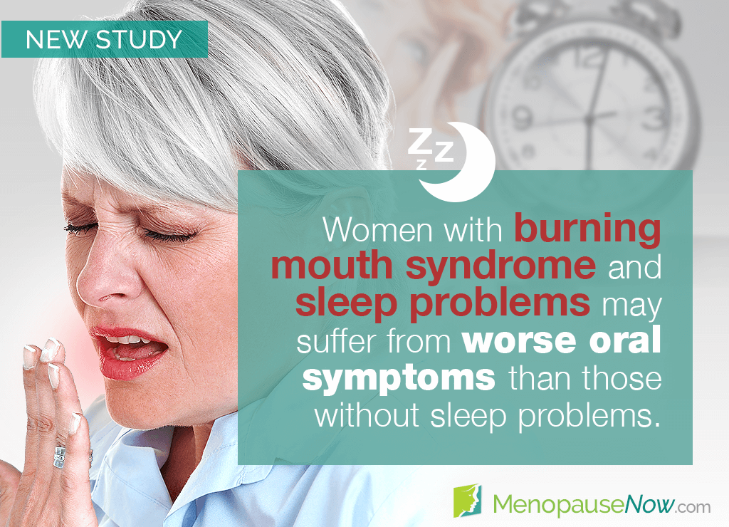 Study: Burning Mouth Syndrome and Sleep Problems Linked in a Study