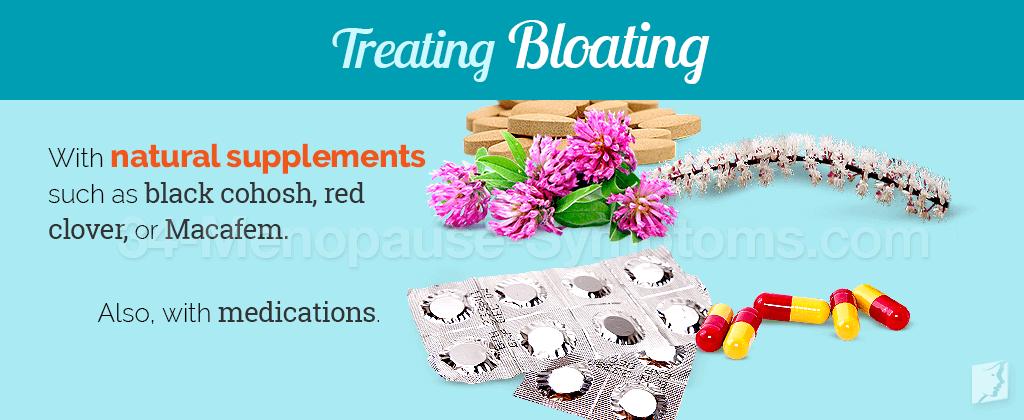 Treating Bloating