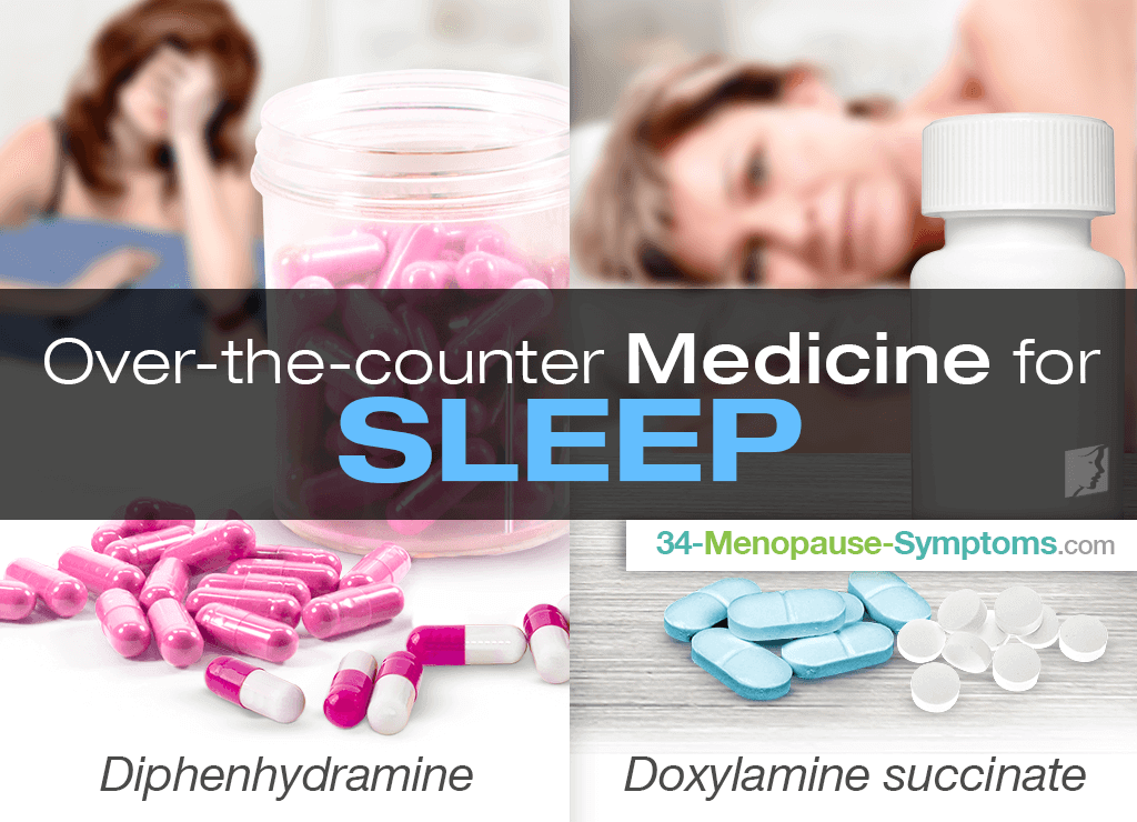 Over the Counter Medicine for Sleep