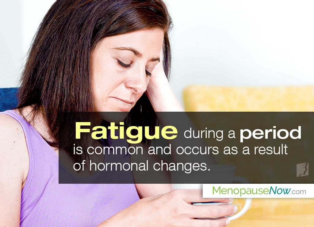 Tips on how to relieve fatigue during your period