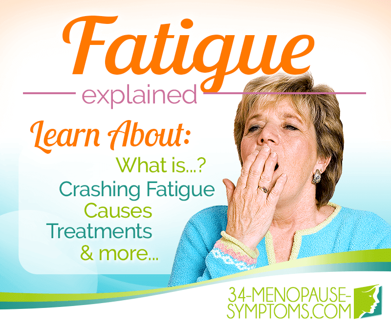 Treatments For Fatigue 34 Menopause Symptoms Com