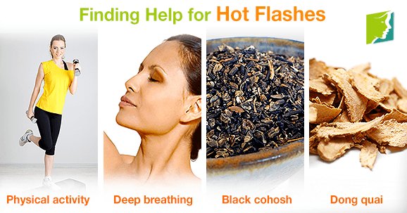 Finding Help for Hot Flashes