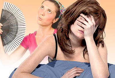 The First Symptoms of Menopause