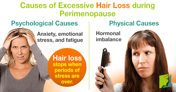 hair loss during perimenopause, Skeleton