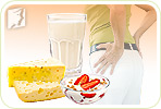 Healthy Ways to Gain Weight during Postmenopause