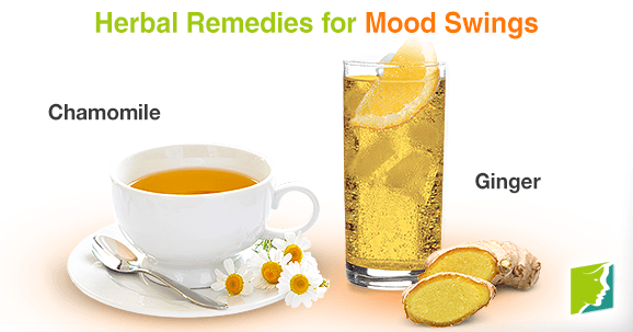 Most common herbal remedies for mood swings