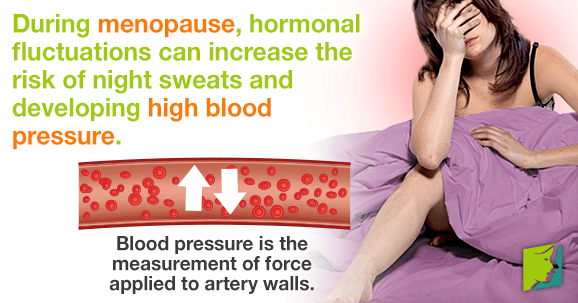 High Blood Pressure And Night Sweats