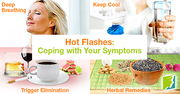 Hot Flashes: Coping with Your Symptoms