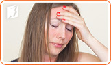 Hot flash episodes and cold sensations typically disappear when a woman enters postmenopause.