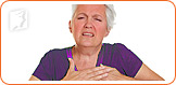 Hot flashes are the most common symptoms of menopause.
