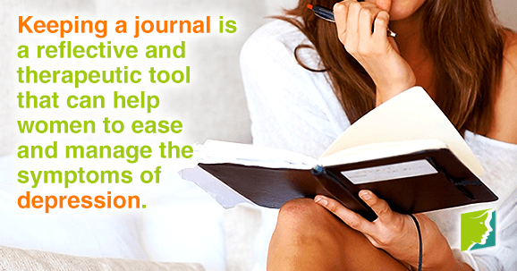 How a Journal Can Help Overcome Depression