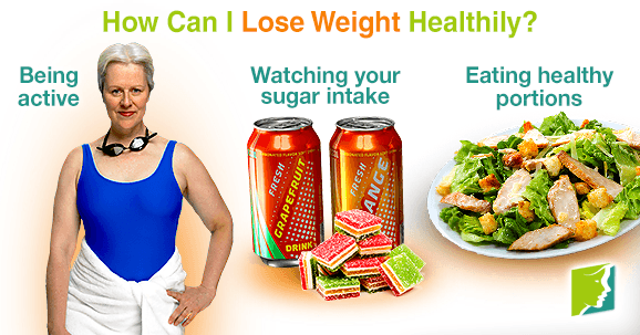 How Can I Lose Weight Healthily?