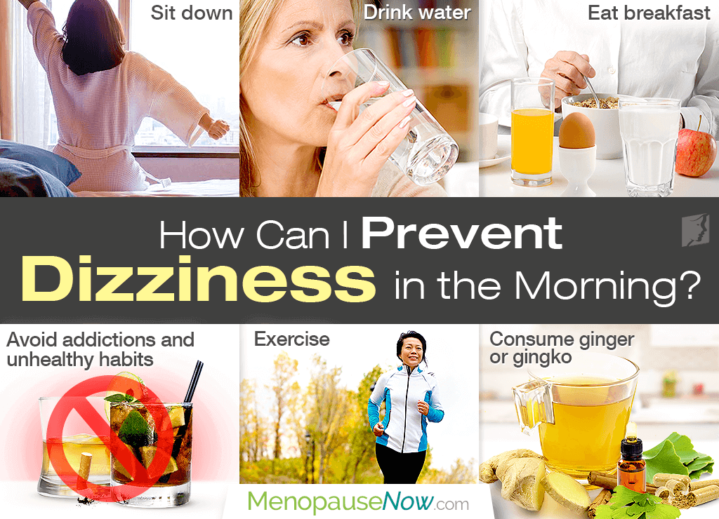 Getting plenty of sleep is vital for preventing dizziness and fatigue