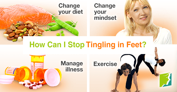 How Can I Stop Tingling in Feet?