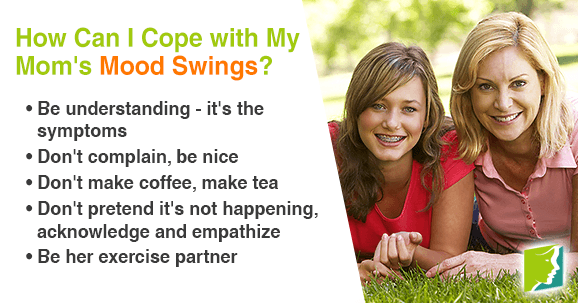 How Can I Cope with My Mom's Mood Swings?