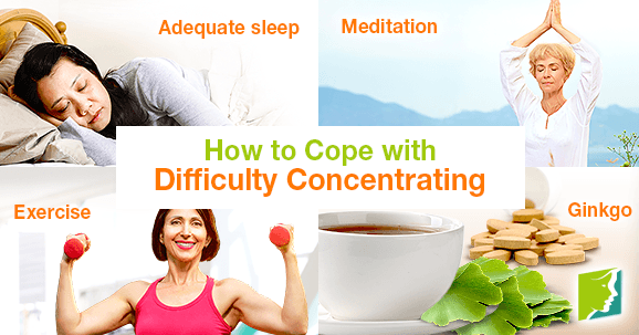How to Cope with Difficulty Concentrating