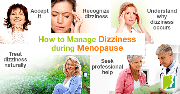 How to Manage Dizziness during Menopause