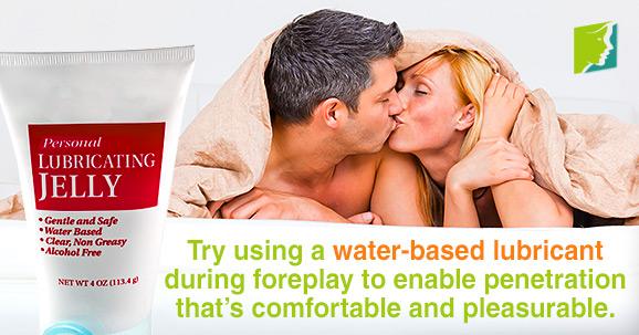 menopause sex penetration pain