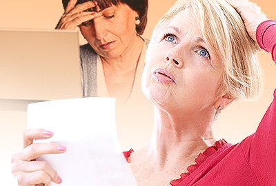 How to Distinguish Between Postmenopausal Memory Lapses & Dementia