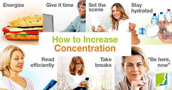 Tips To Increase Focus And Concentration