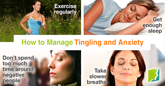 How to Manage Tingling and Anxiety