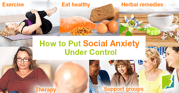 How to Put Social Anxiety Under Control