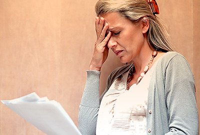 How to Recognize a Lack of Concentration Due to Menopause