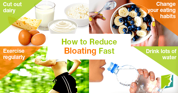 How to Reduce Bloating Fast