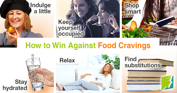 How to Win Against Food Cravings