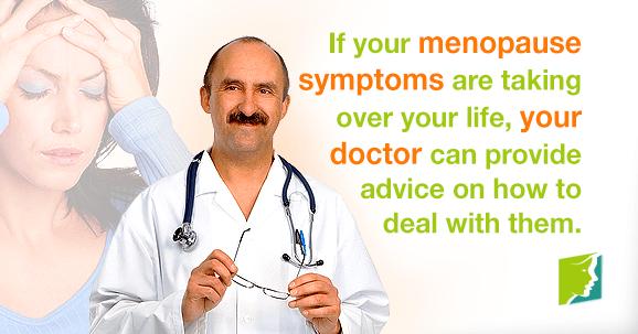 I'm Having Menopause Symptoms. Who Should I Turn to?
