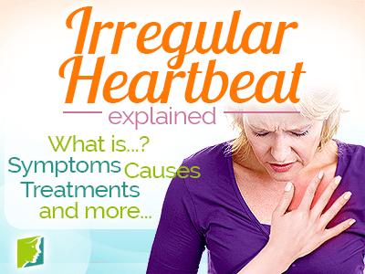 Irregular Heartbeat Symptom Information 34 Menopause