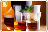Alcoholic drinks can trigger or exacerbate irregular periods
