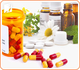 Certain medications can reduce stress.