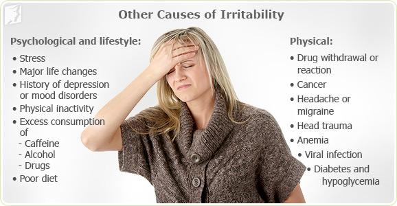 Other causes of Irritability