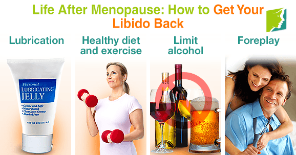 Life after Menopause: How to Get Your Libido Back