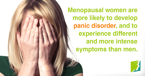 Little-Known Facts about Panic Disorder and Menopause