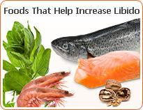 Loss of libido and fish