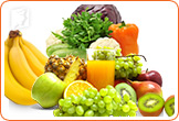 A balanced diet, with plenty of fruits, vegetables, meat, dairy, and fiber, helps women keep a strong libido.
