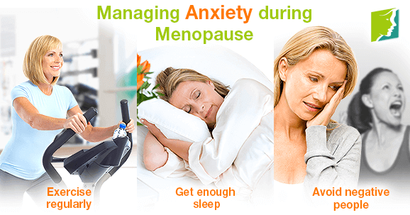 Managing Anxiety during Menopause