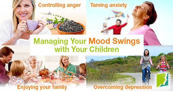 Managing Your Mood Swings with Your Children