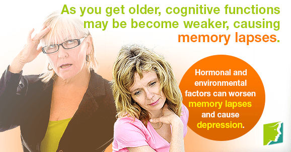Memory Lapses during Postmenopause: Should I Be Worried?