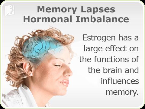 Memory Lapses estrogen