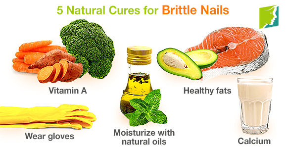 5 Natural Cures for Brittle Nails