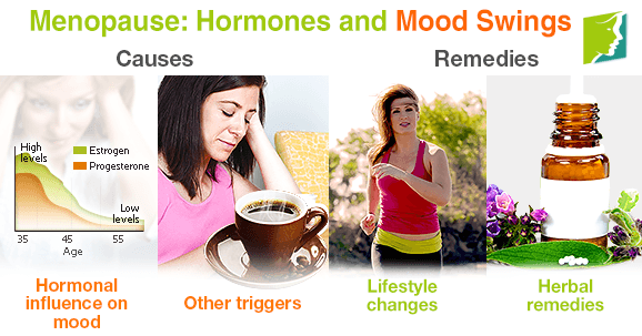 Menopause: Hormones and Mood Swings