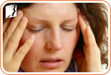 Headaches are a common menopause symptom caused by hormonal changes and of varying intensity.