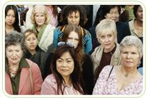 menopause symptoms races