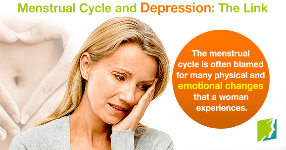 Menstrual Cycle and Depression: The Link